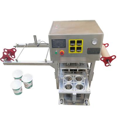 cup sealing machine customized