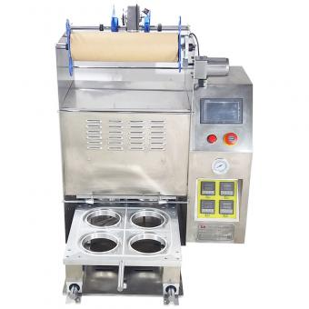 jelly cup sealing machine supplier