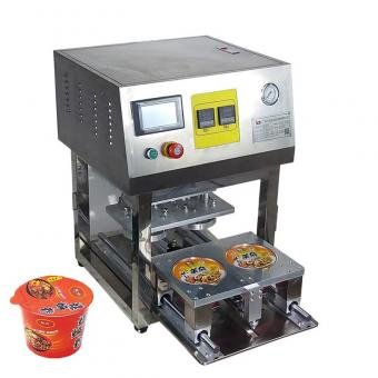 paper bowl sealing machine