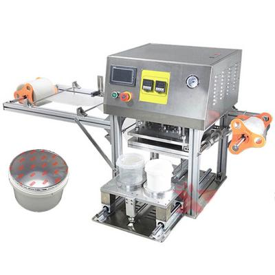 automatic bucket sealing machine