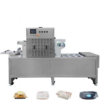 linear type tray sealing machine